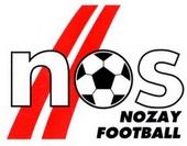 Logo Nozay OS Football