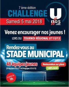 Affiche AP Challenge U 2018
