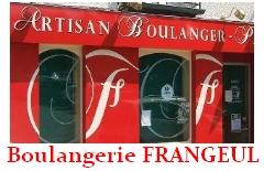 LOGO BOULANGERIE FRANGEUL