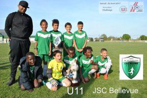 Challenge 2017 U11 Jsc Bellevue